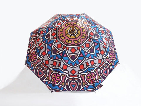 Walking Stick Umbrella Print U19, David David - CultureLabel - 1