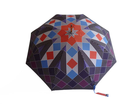 Walking Stick Umbrella Print U10, David David - CultureLabel