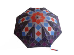 Walking Stick Umbrella Print U10, David David