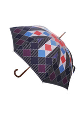 Walking Stick Umbrella Print U10, David David Alternate View