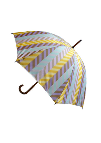 Walking Stick Umbrella Print U14, David David Alternate View