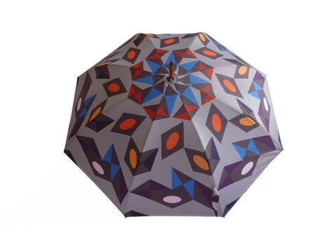 Walking Stick Umbrella Print U7, David David - CultureLabel