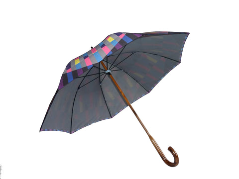 Walking Stick Umbrella Print U9, David David Alternate View