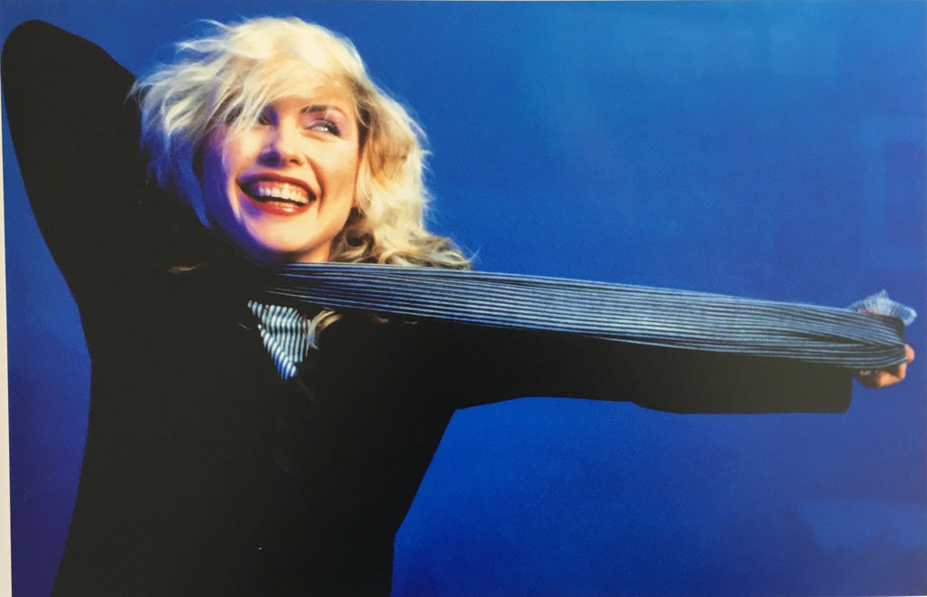Debbie Harry, Mick Rock - CultureLabel - 1