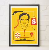 Directors Cut - Tarantino, Needle Design - CultureLabel
