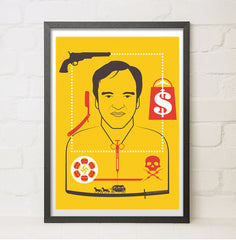 Directors Cut - Tarantino, Needle Design
