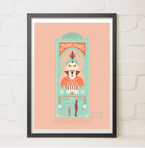 Zoltar Speaks, Needle Design - CultureLabel