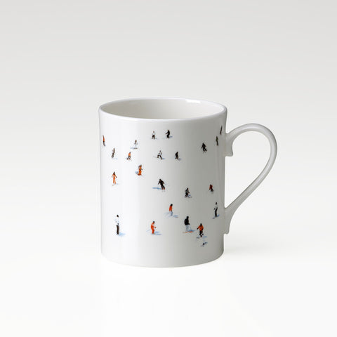 Skiers Mug, Dede Johnston - CultureLabel - 1