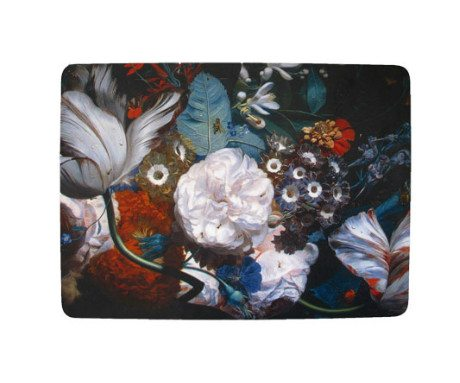 Placemat: Vase with Flowers, Dulwich Picture Gallery - CultureLabel - 1