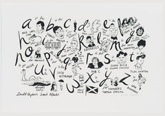 Scottish Alphabet, Donald Urquhart
