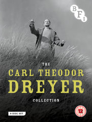 Carl Theodor Dreyer Collection, BFI Alternate View