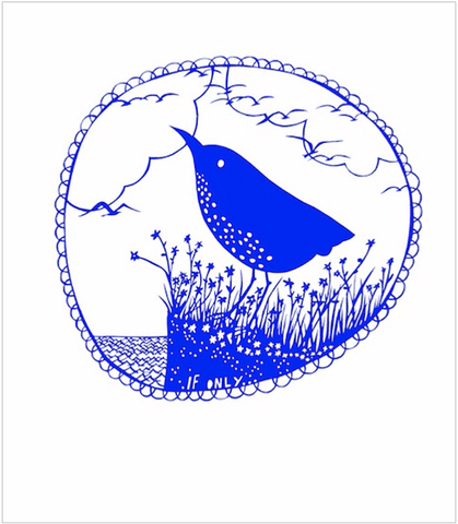 If Only - Stephen's Island Wren, Rob Ryan