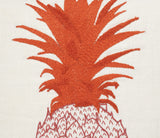 Pineapple - Pink & Orange, Fine Cell Work - CultureLabel