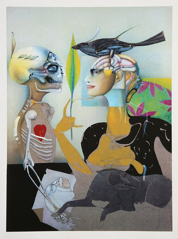 Untitled, Paul Wunderlich - CultureLabel