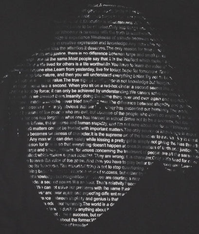 Einstein Quote T-Shirt, The Science Museum Alternate View