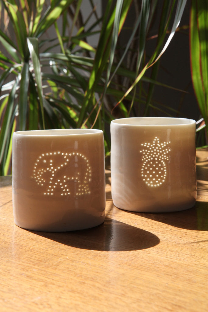 Elephant and Pinapple, Luna Lighting - CultureLabel