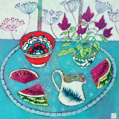 Elderberries and Watermelon, Emma Forrester