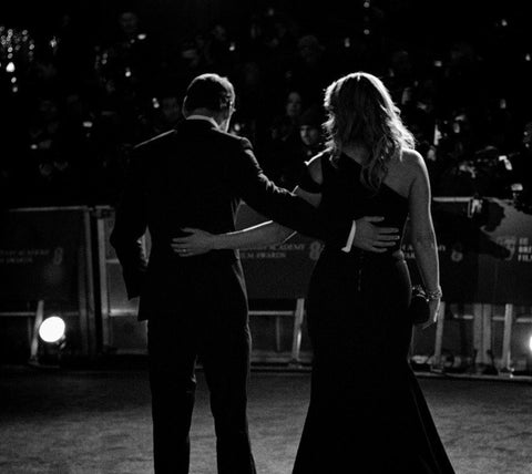 Michael Fassbender and Kate Winslet, BAFTA Alternate View