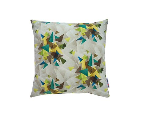 Fragments Cushion, Fenton - CultureLabel - 1