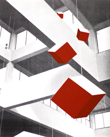 Falling Blocks, Charlotte Whiston - CultureLabel