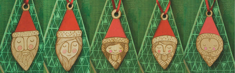 Santa Family, Small Stories - CultureLabel - 1