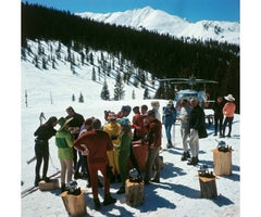Snowmass Picnic, Slim Aarons