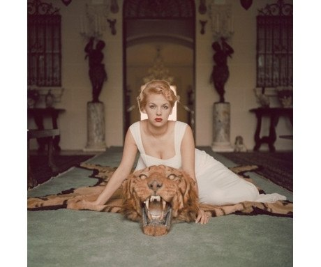 Beauty and The Beast, Slim Aarons - CultureLabel