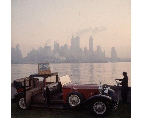 New York Picnic, Slim Aarons
