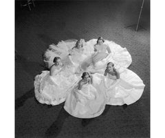 Five Debutantes, Slim Aarons
