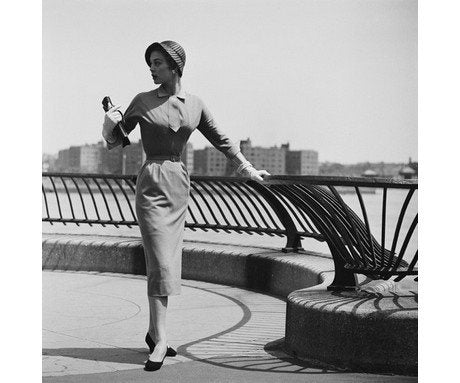 New York Fashion Design, Slim Aarons - CultureLabel - 1
