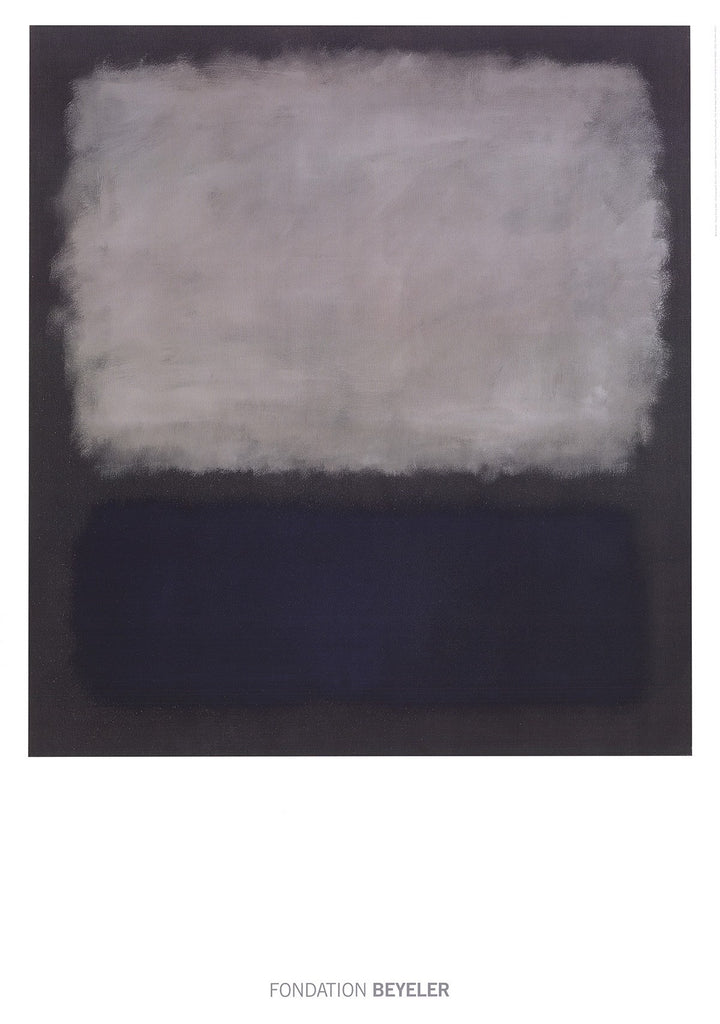 Blue & Gray, Mark Rothko - CultureLabel - 1