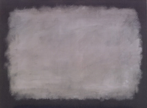 Blue & Gray, Mark Rothko Alternate View