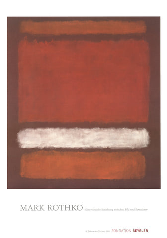 No. 7, Mark Rothko - CultureLabel