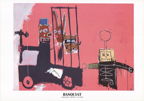 Molasses, Jean-Michel Basquiat - CultureLabel