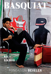 Studio Portrait, Jean-Michel Basquiat