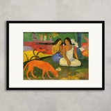 Arearea (The Red Dog), Paul Gaugin