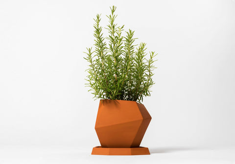 Large Geometric Pot, Nick Fraser - CultureLabel