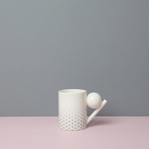 Geometric Mug - Pattern, Design K - CultureLabel - 1