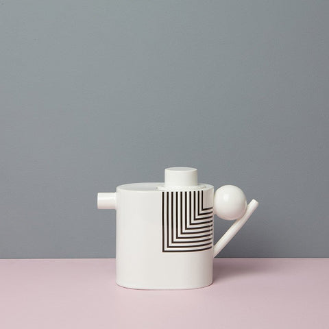 Geometric Teapot - Pattern, Design K Alternate View