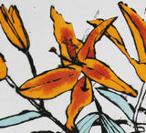 Golden Lillies, Richard Spare - CultureLabel - 2