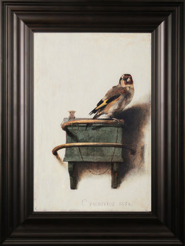 The Goldfinch by Carel Fabritius, Verus Art - CultureLabel