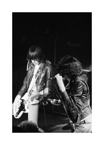 The Ramones Live at Glasgow University, Harry Papadopoulos - CultureLabel - 1