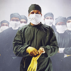 Difficult To Cure, Storm Thorgerson & Aubrey Powell