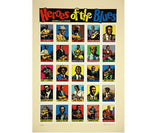 Heroes of the Blues, Robert Crumb - CultureLabel - 1