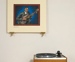 BB King, Robert Crumb Alternate View