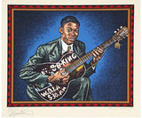 BB King, Robert Crumb - CultureLabel - 4