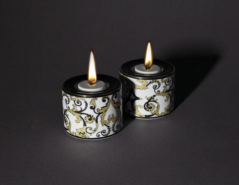 Tea Light Holders, The Wallace Collection Alternate View