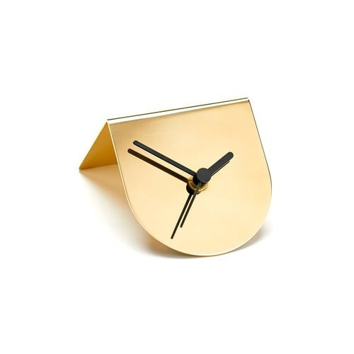 Half Clock Brass, ByShop - CultureLabel - 1