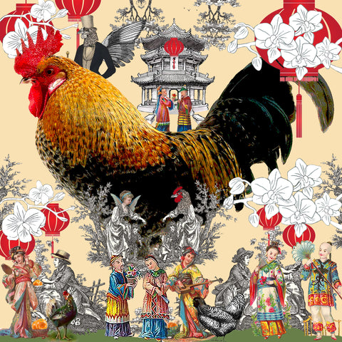 Happy Rooster CNY 2017, Hollis Carney - CultureLabel - 1