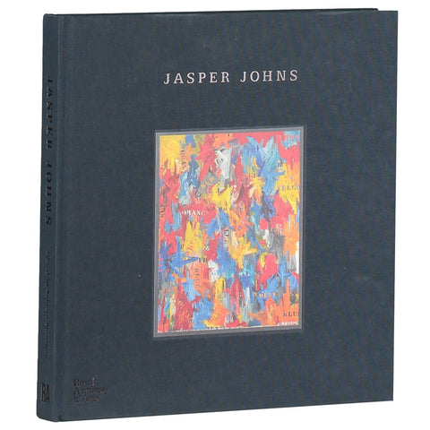 Hardback Jasper Johns Exhibition Catalogue
